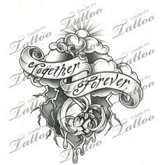 Marketplace Tattoo Memorial for a loved one #7263 | CreateMyTattoo.com