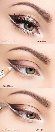 Идеи макияжа пошаговые фото