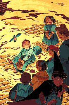 Comics Illustrator of the Week: Celia Lowenthal Pretty Art, Cute Art, Over The Garden Wall, Character Design Inspiration, Art Inspo, Amazing Art, Art Reference, Illustrators, Character Art