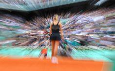 Maria - Roland Garros