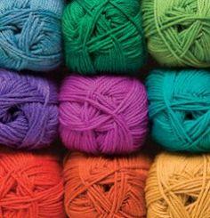 Stroll Sock Yarn - 75% Superwash Merino Wool, 25% Nylon Fingering Knitting Yarn, Crochet Yarn and Roving