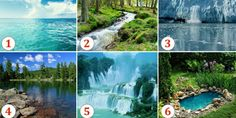 The Water You're Drawn To Reveals Secrets About Your Personality Great Pictures, Get Healthy, Human Body, The Secret, Techno, Spirituality, Journey, Water, Outdoor