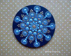 ORIGINAL Mandala por AnnaSmirnova74 en Etsy