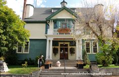 Greenwood City Hall, Greenwood, BC. September, Cabin, Mansions, House Styles, City, Home Decor, Mansion Houses, Homemade Home Decor, Manor Houses