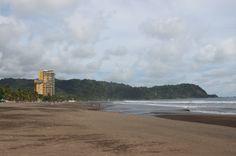 jaco beach lateral   - Costa Rica