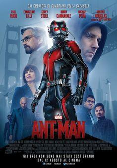 Ant-man: in attesa dell'uscita al cinema, ecco una nuova clip dal film!