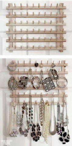 Porta collares y pulseras