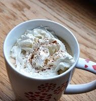 Low Fat Pumpkin Spice Latte... Inspired by Starbucks!