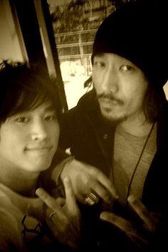 Tablo and Tiger JK ~ Two of my favorite hip hop artists