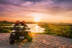 21 Beautiful Beach Campsites