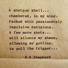 When your give a damn breaks.. *passionately impulsive*  #love #lust #whiskey #drunk #alcohol #baddecisions #impulse #demons #darkness #lust #poet #poetry #poem #poetsofinstagram #poetsofig #poetryisnotdead #words  #typewriterpoetry #spilledink #writer #words #writersofig #writersofinstagram #wrtiterscommunity #poetsociety #wordporn #poemsporn #instaquote #words