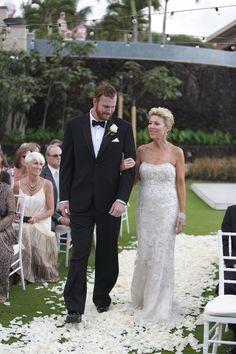 Elegant Dress for All Ages Lazaro Wedding Dress 3064 FOR SALE