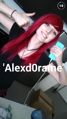 Our World Away, Alex Dorame, Shannon Taylor, Bryan Stars, Emo Hair, Emo Girls, Youtubers, Kiss, Digital