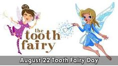 Image result for tooth fairy day