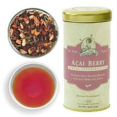 Acai Berry Herbal Tea