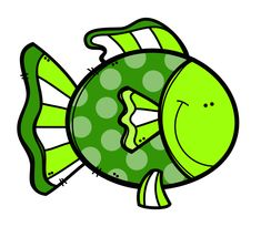 Kindergarten Clipart Fall - Melonheadz Fish Clipart { - Free Cliparts on ClipartWiki Sea Crafts, Rock Crafts, Kindergarten Clipart, Fish Clipart, Preschool Colors, Painted Rocks Craft, Cartoon Fish, Color Activities, Simple Art