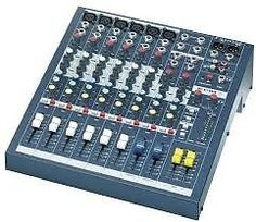 SOUNDCRAFT EPM 6 CHANNEL MIXER WAS R4950.00 NOW R3700.00 EACHThe emphasis with the Soundcraft EPM is very firmly on quality build and audio performance, with an easy to understand control surface uncluttered by unnecessary facilities, and Soundcraft have brought new technologies and ideas to this very cost-effective range. Surface mount technology is used throughout, using close-tolerance components for high accuracy and repeatable settings for EQ and gain controls. The highly-transparent… Buy And Sell Cars, Phantom Power, Professional Audio, 30th Anniversary, Audio Equipment, New Technology, Desks, Channel, Led