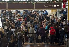 How to Make Your Holiday Air Travel More Bearable - The New York Times