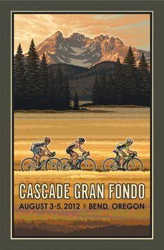 Cascade Gran Fondo / Oregon