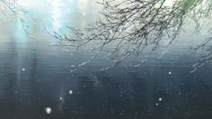 Kotonoha no Niwa / The Garden of Words Scenery