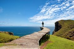 ROAD TO NOWHERE | Chiloé's Wharf of Souls art installation marks the spot on the...