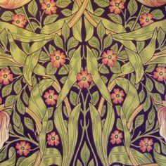 Morris & Co Wallpaper Pimpernel 210387