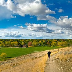 Boise, Idaho: Named One of the healthiest cities in the West by Sunset Magazine.   #BoiseIdaho #Idaholove #Idahome #BestKeptSecret