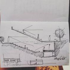 """111 curtidas, 3 comentários - Autoria: @altillierme_carlo (@desenhos_do_alti) no Instagram: """"Anfiteatro  #desenhosdoalti #desenhos #sketch #sketchers #sketchbook #art #artlovers #artbrazil…"""""""