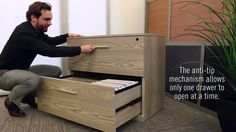 Lateral File | At Work | National Business Furniture