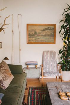 Decorating with Army Green