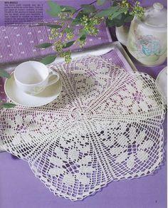 Filet Crochet -- Free chart