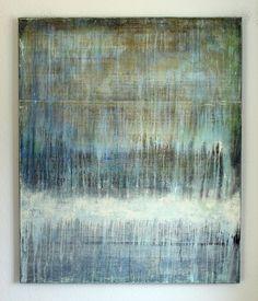 "Saatchi Art Artist: CHRISTIAN HETZEL; Acrylic 2014 Painting ""martime texture"""