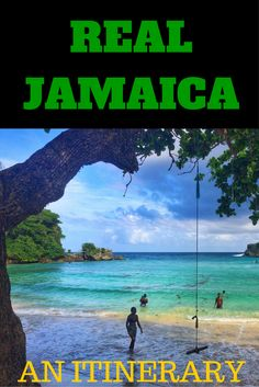 Explore 'real Jamaica' with this itinerary including tips on safety.