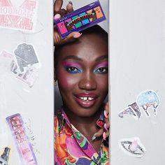 Makeup News, Eye Makeup, Nyx Cosmetics, Professional Makeup, Jewel Tones, Eyeshadow Palette, Netflix, Product Launch, Make Up