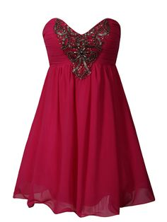 Embellished Prom Dress, $35, Dorothy Perkins   - Seventeen.com