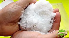 Como hacer arcilla de cristal #cristales #cuarzos #pastamoldeable