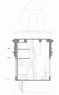 Room On The Roof / i29 interior architects Section 3