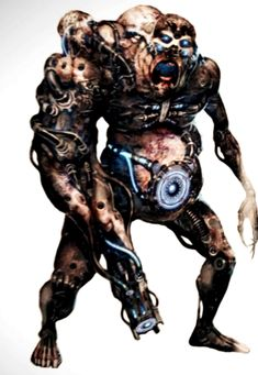 mutated monsters - Google Search