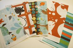 baby seas by Green Couch Designs, via Flickr