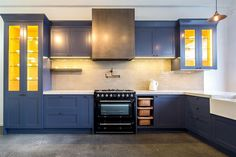 Sophisticated splash back from Kitchens by Design