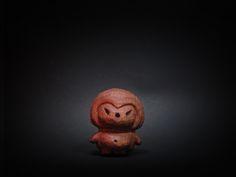 木彫り土偶 18号