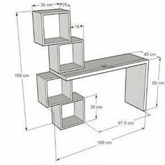 Interior Home Design Trends For 2020 - New ideas Furniture Plans, Home Furniture, Furniture Design, Furniture Websites, Furniture Outlet, Discount Furniture, Home Office Design, House Design, Office Table Design