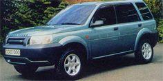 OG | 1997 Land Rover Freelander Mk1 - Project CB40 | Five-door prototype - full-size clay model
