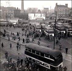 Blackburn Boulevard 1950s Preston Lancashire, Bill Graham, Bus Coach, London Transport, Republic Of Ireland, British Isles, Vintage Photographs, Historical Photos, Family History
