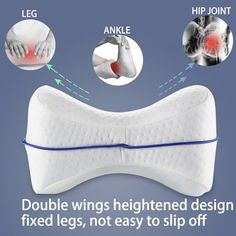 Lower Back Problems, Knee Pillow, Foam Pillows, Central Nervous System, Improve Blood Circulation, Anti Cellulite, Sciatica, Reduce Inflammation, Back Pain