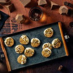 Creamy white chocolate makes a rich, milky finish for these deliciously spiced cookies. For the best flavor, buy the highest quality white chocolate you can find. High-quality milk or dark chocolate can be substituted, if white chocolate isn't your thing.