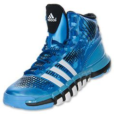 Adidas Basketball Shoes Blue