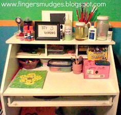 Nice Craft Desk heeh :)