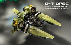 R-7 DPSC by kaitimar http://flic.kr/p/hYt77s