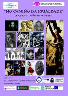 """Universidade da Coruña: Taller """"No Camiño da Igualdade"""" (2011)"""
